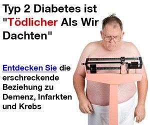 Diabetes Typ1 und Typ2, Medizinskandal