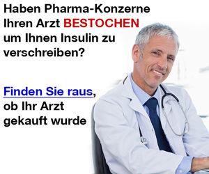 Diabetes und Alzheimer heilbar, Medizinskandal
